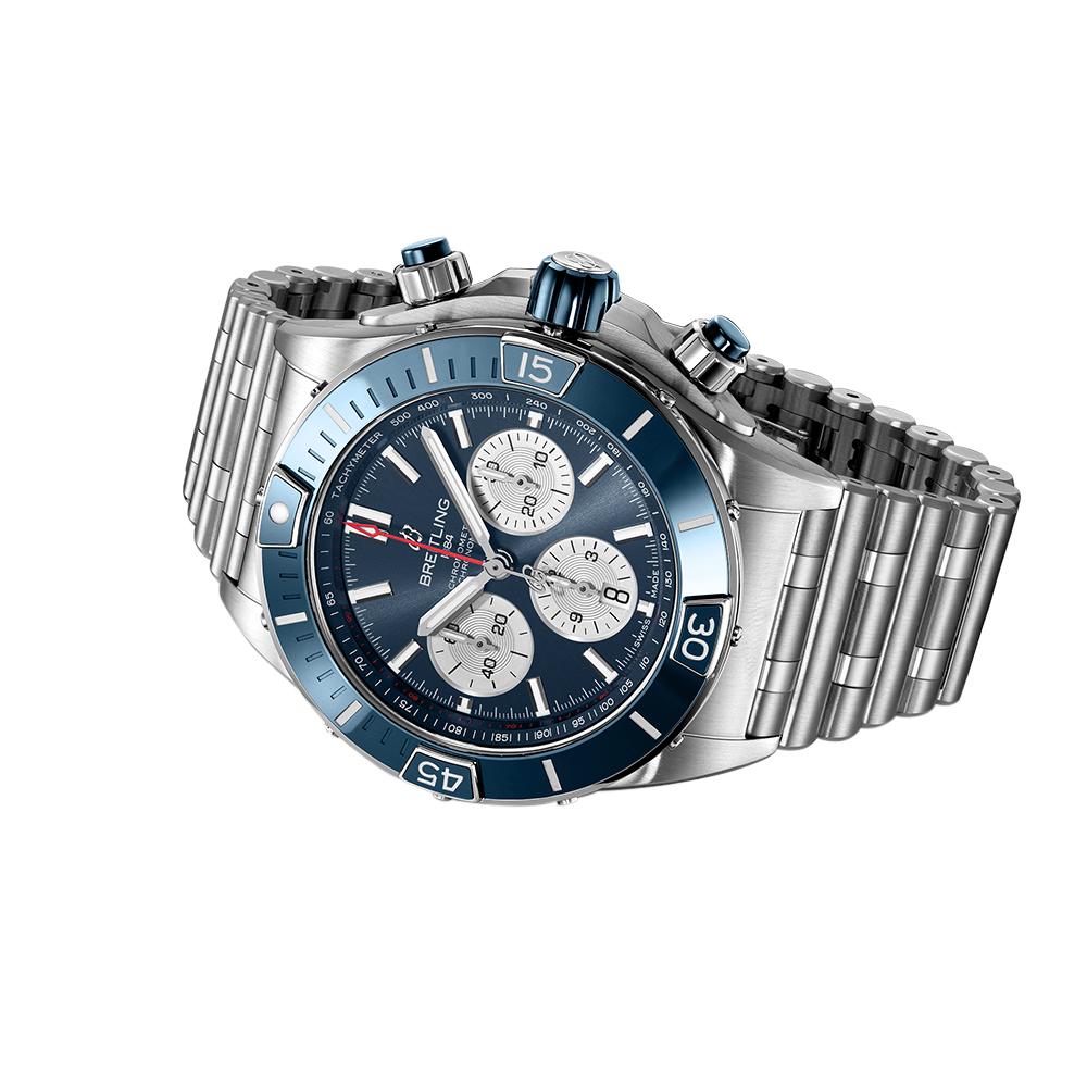 Часы Super Chronomat B01 44 Breitling AB0136161C1A1 - 2