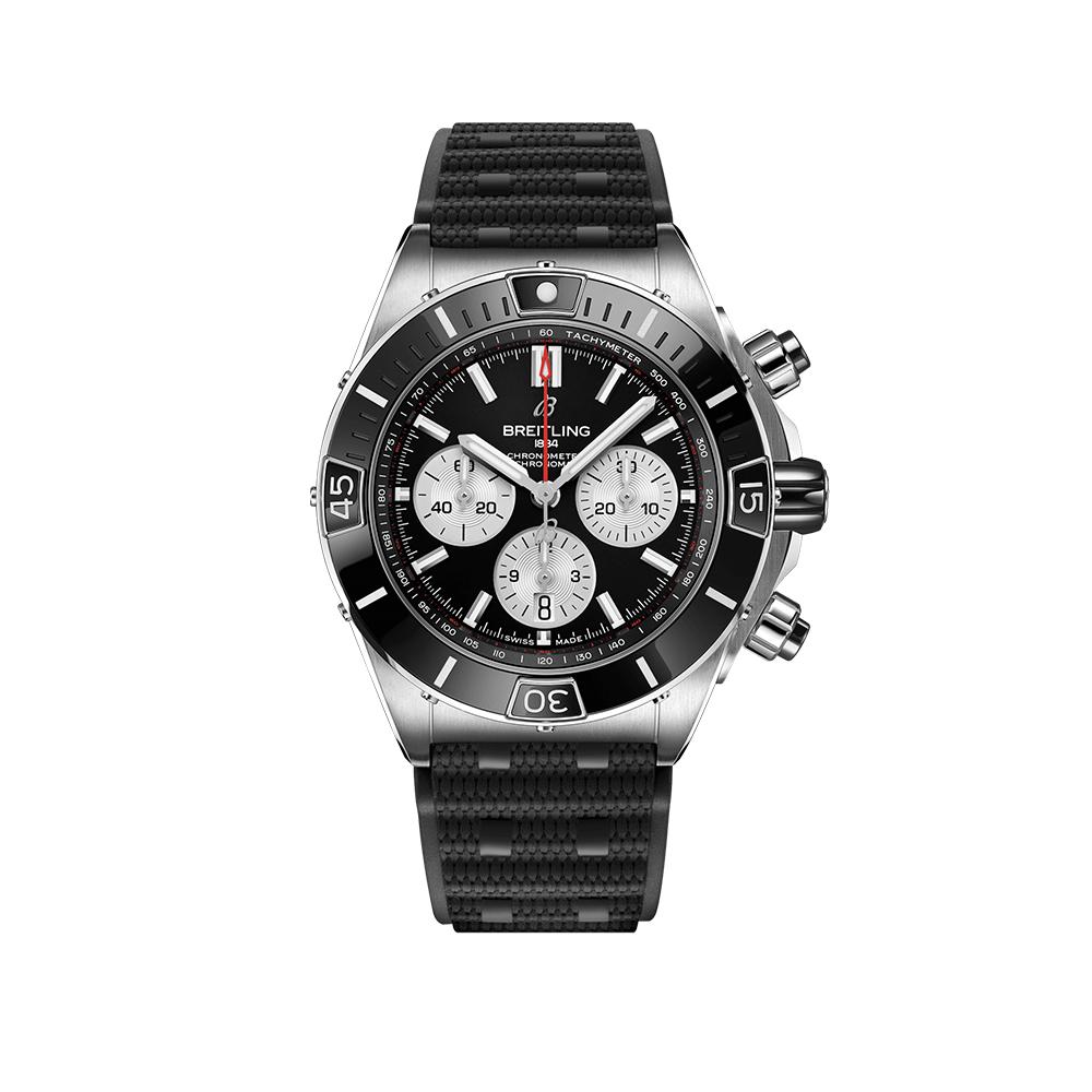Часы Super Chronomat B01 44 Breitling AB0136251B1S1 - 1