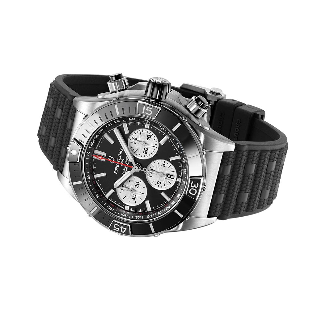 Часы Super Chronomat B01 44 Breitling AB0136251B1S1 - 2