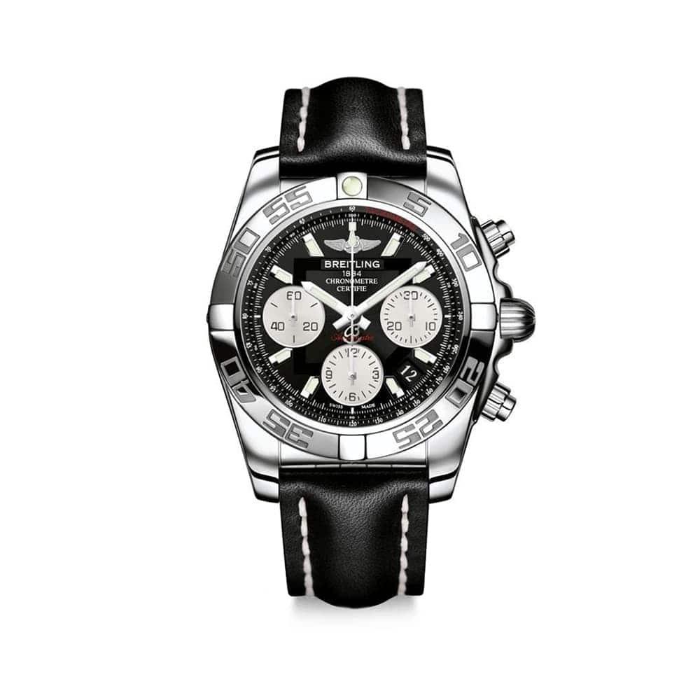 Часы  Chronomat 41  Breitling AB014012/BA52/429X