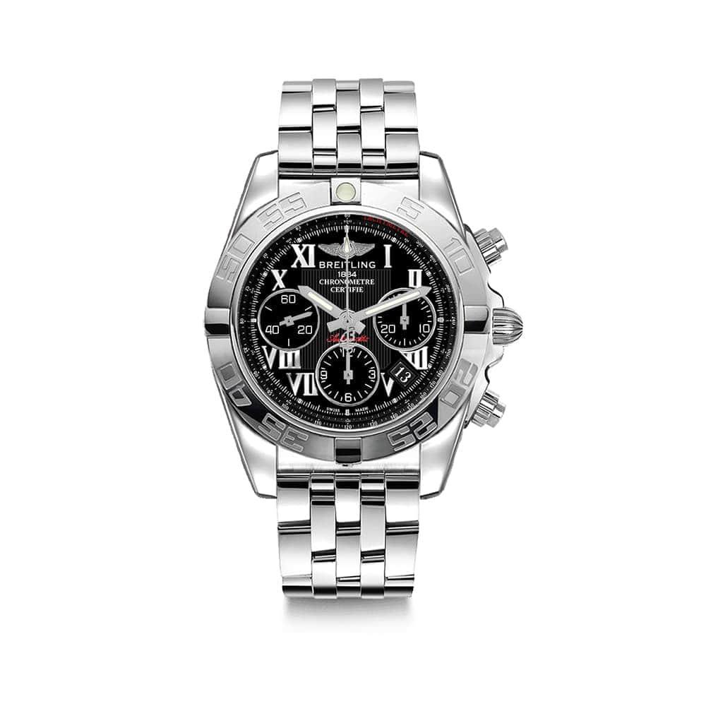 Часы Chronomat 41  Breitling AB014012/BC04/378A