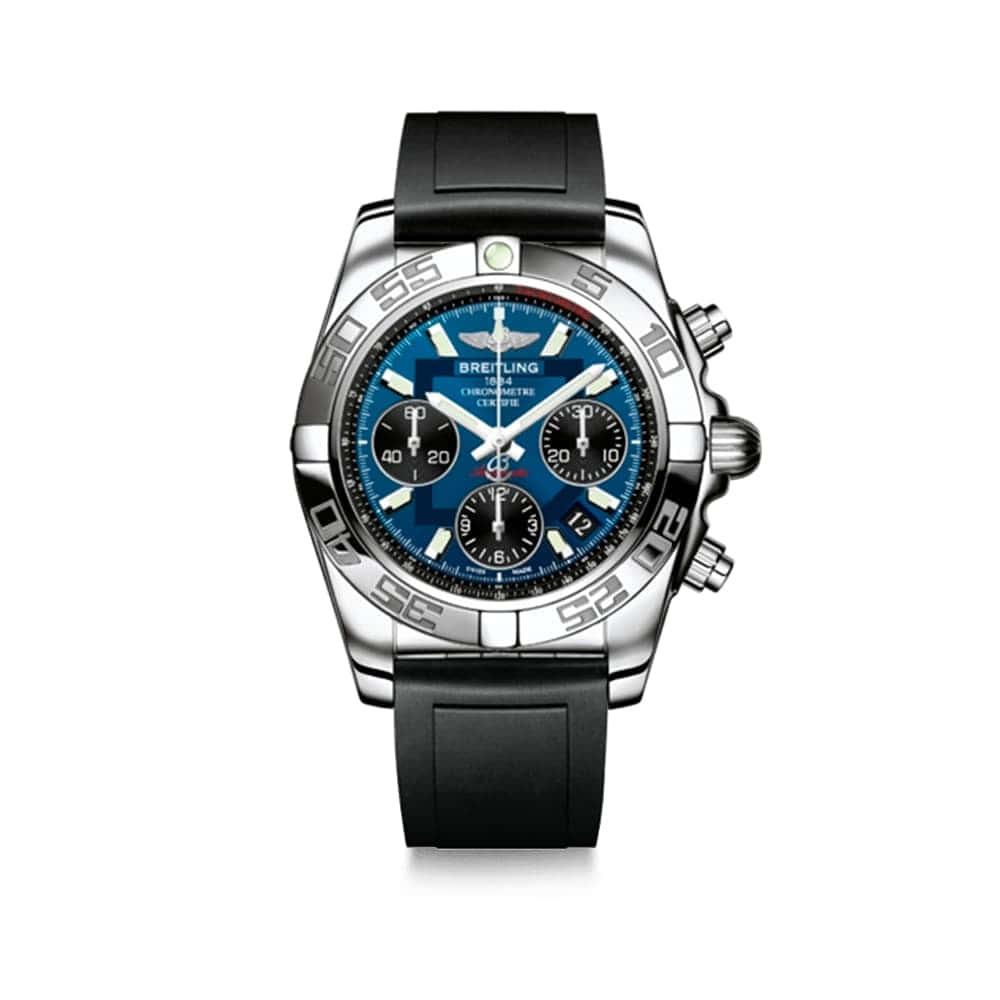 Часы  Chronomat 41  Breitling AB014012/C830/136S