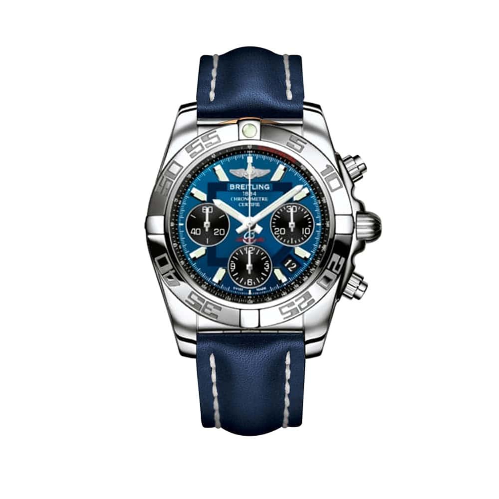 Часы Chronomat 41  Breitling AB014012/C830/113X