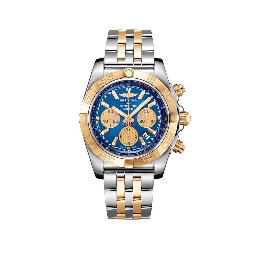 Часы Chronomat 44  Breitling CB0110121B1C1*