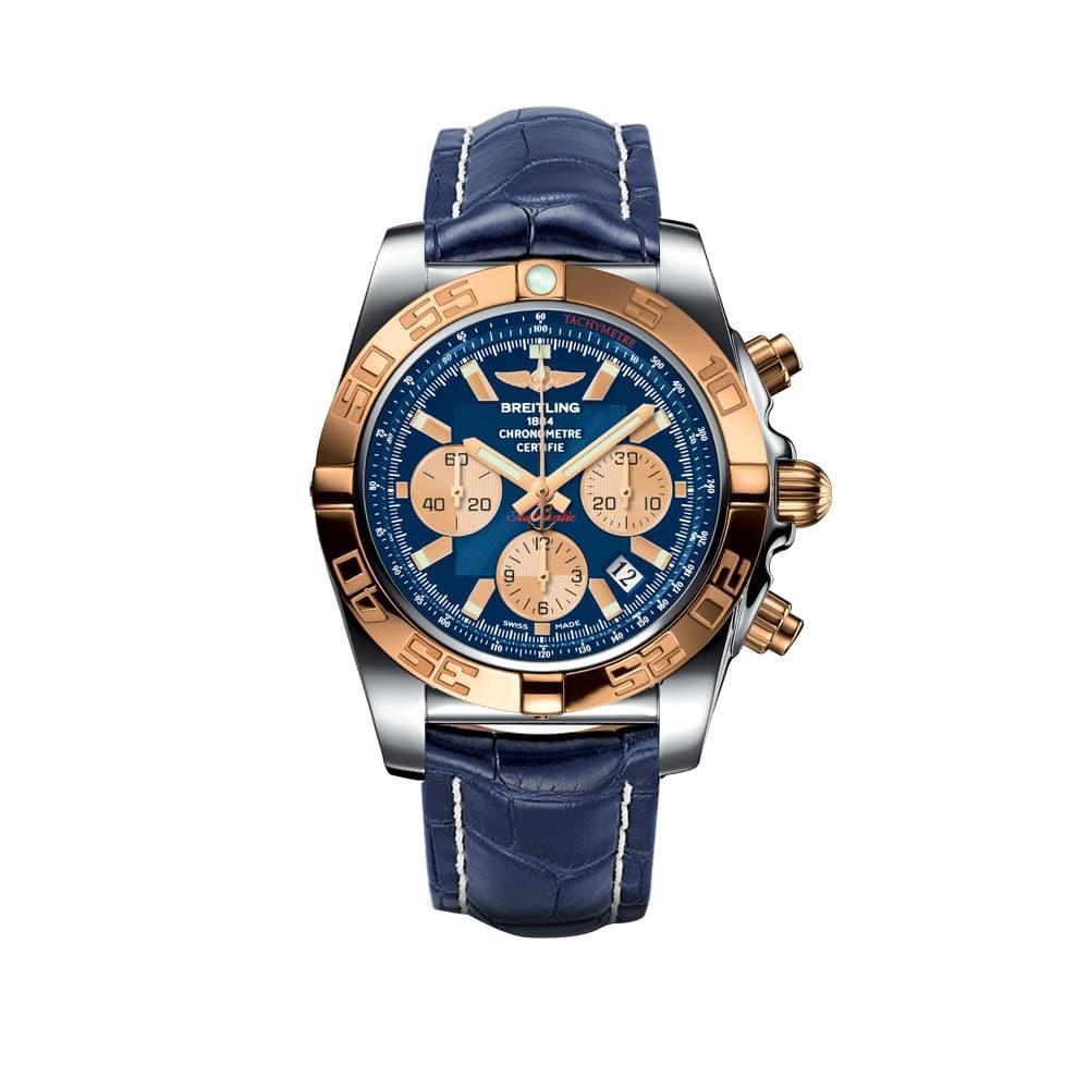 Часы Chronomat 44  Breitling CB011012/C790/732P