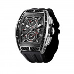 Часы Challenge GT Chrono II Steel Carbon