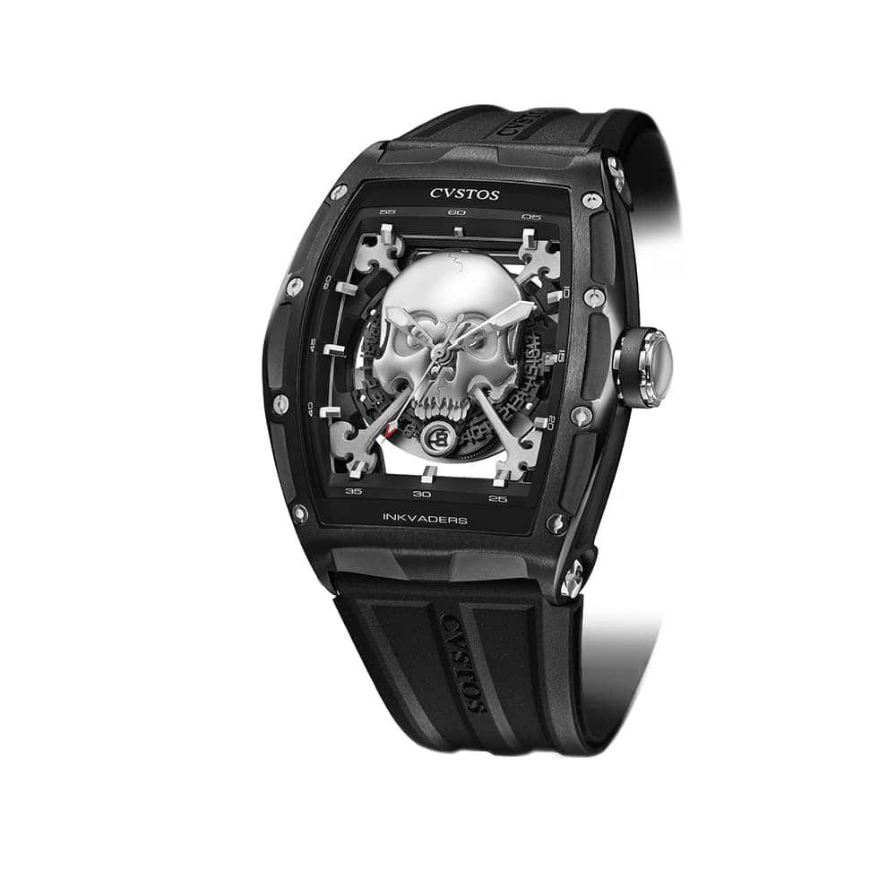 Часы Challenge GT Inkvaders Skull  Cvstos Challenge GT Skull