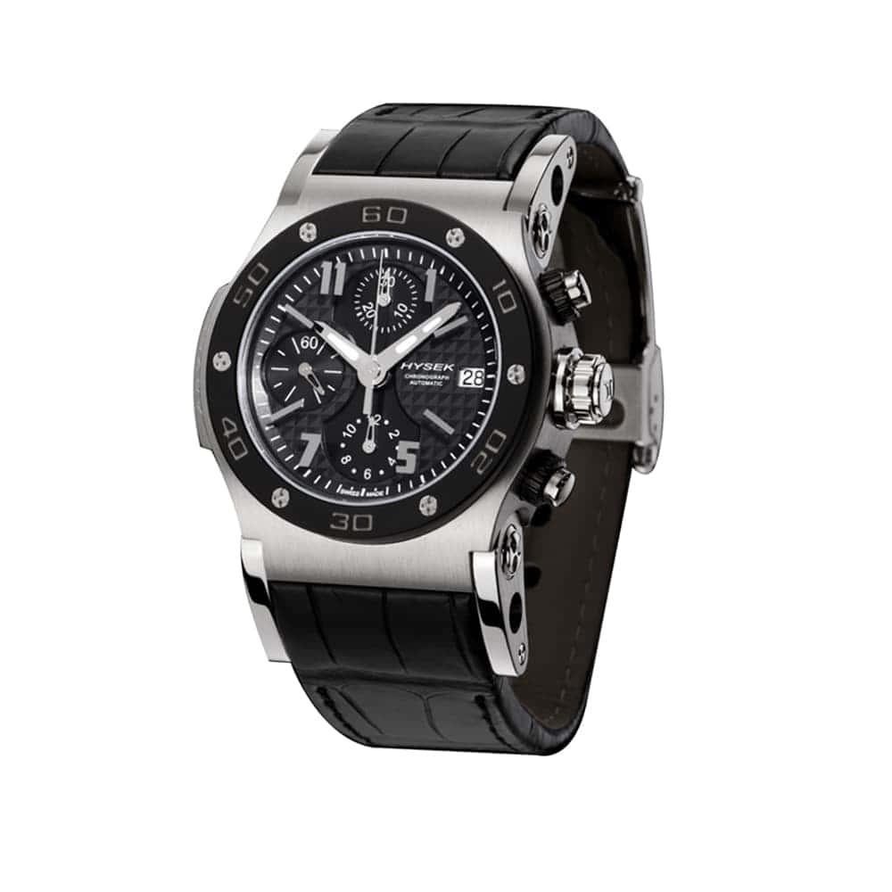 Часы ABYSS Chronograph 40mm Hysek AB40A45A02-AL01