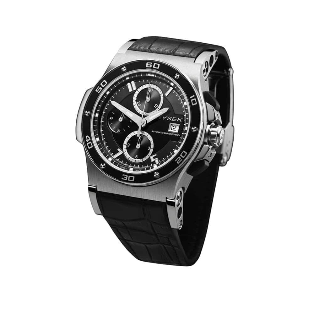Часы ABYSS Chronograph 44mm Hysek AB4402T01