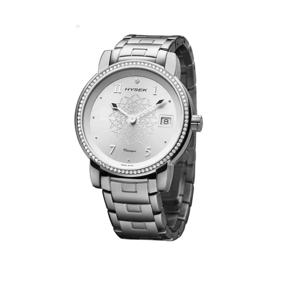 Часы IO Classic Quartz Hysek IO3613A96