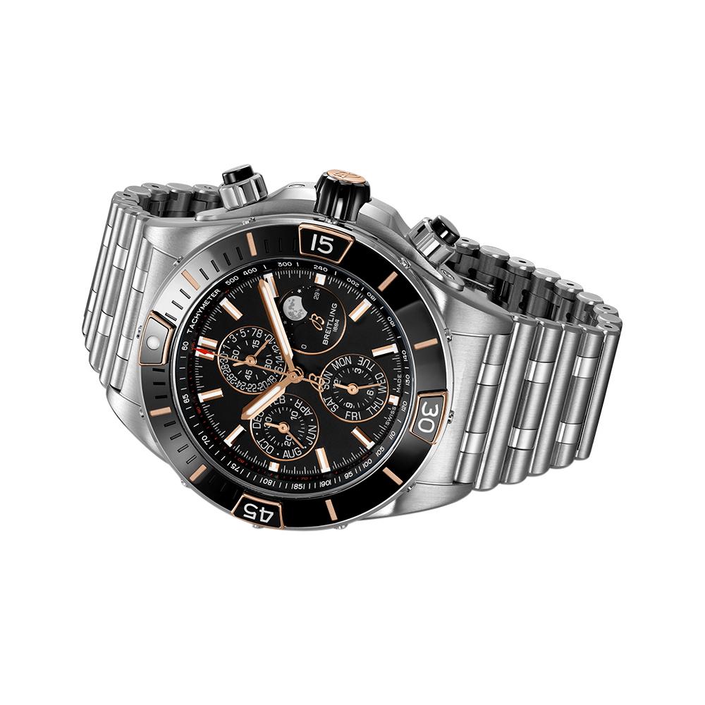 Часы Super Chronomat  44 Four-Year Calendar Breitling I19320251B1A1 - 2