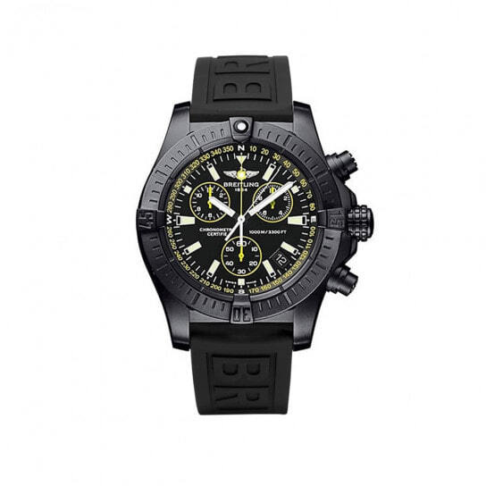 Часы Avenger Seawolf Chrono Blacksteel