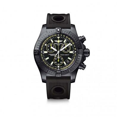 Часы  Avenger Seawolf Chrono Blacksteel