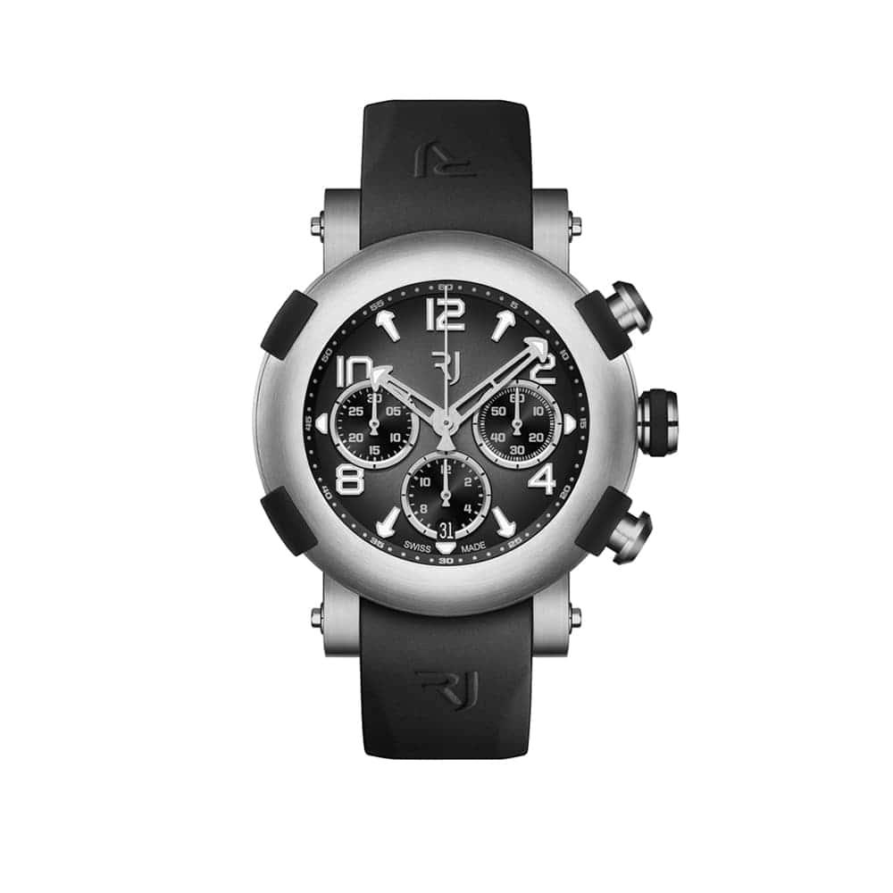 Часы ARRAW Chronograph Titanium RJ 1M45C.TTTR.1517.RB