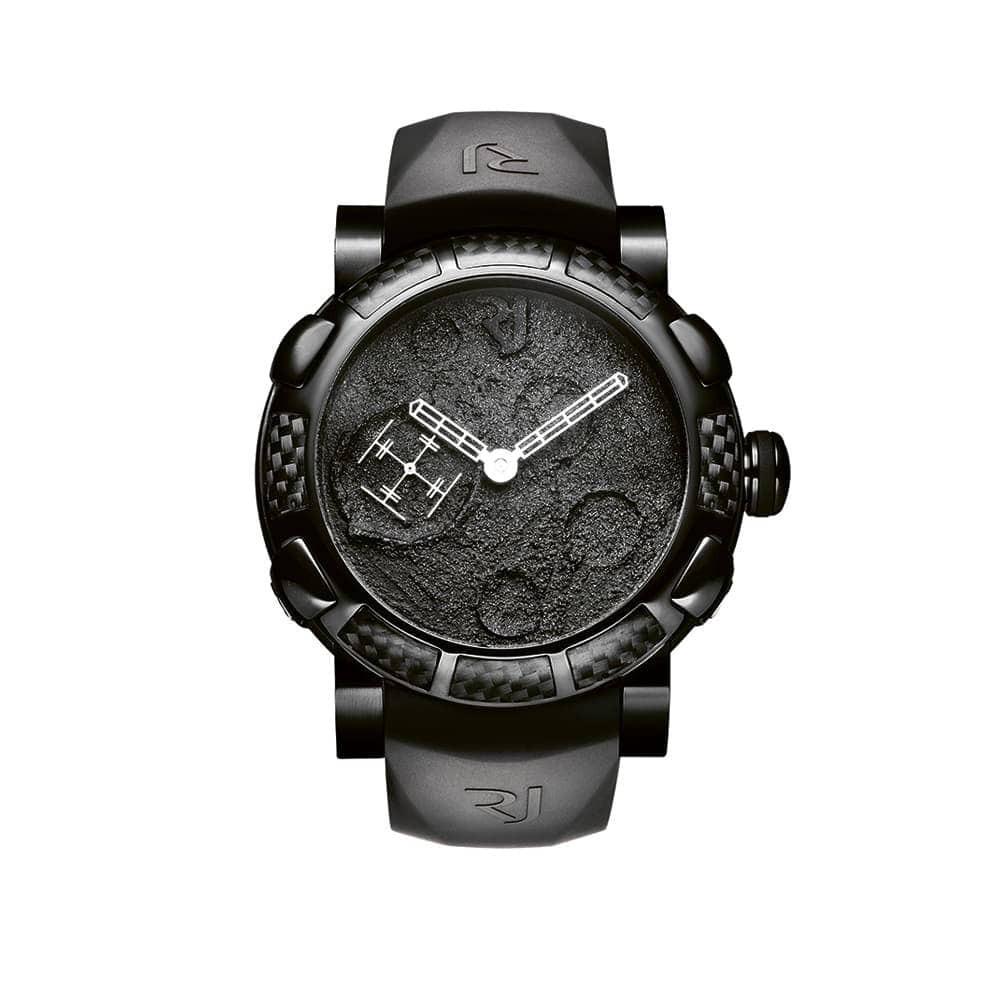 Часы Moon Dust Black Steel RJ MB.FB.BBBB.00