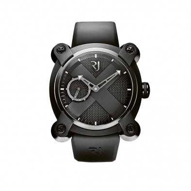 Часы  Moon Invader Auto Black Steel