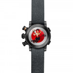Часы  Pinup-DNA Chrono Red