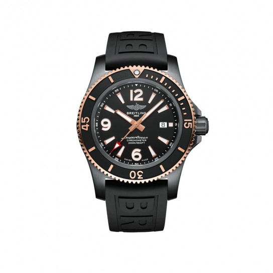 Часы Superocean Automatic 46 Black Steel