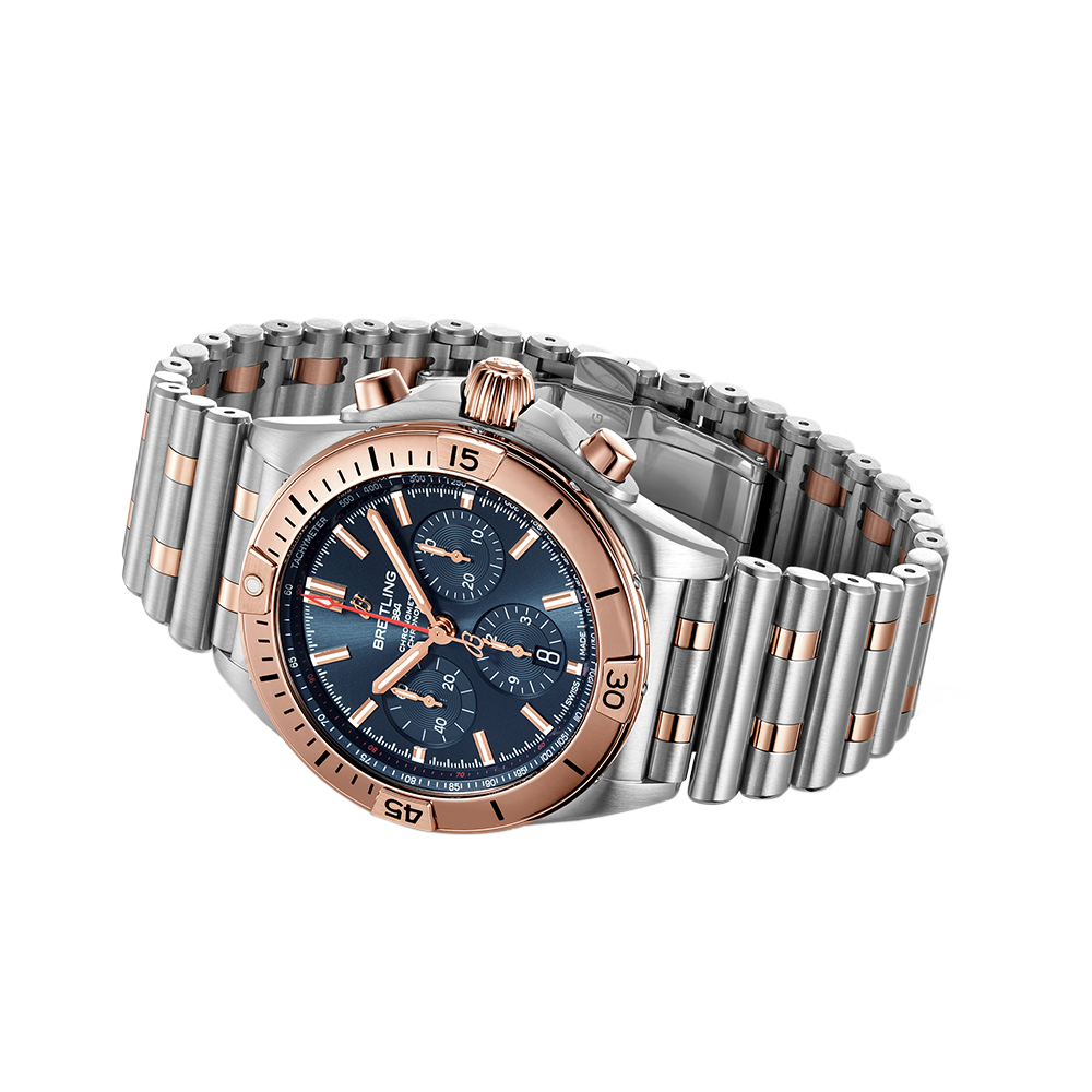 Часы Chronomat B01 42 Breitling UB0134101C1U1 - 2