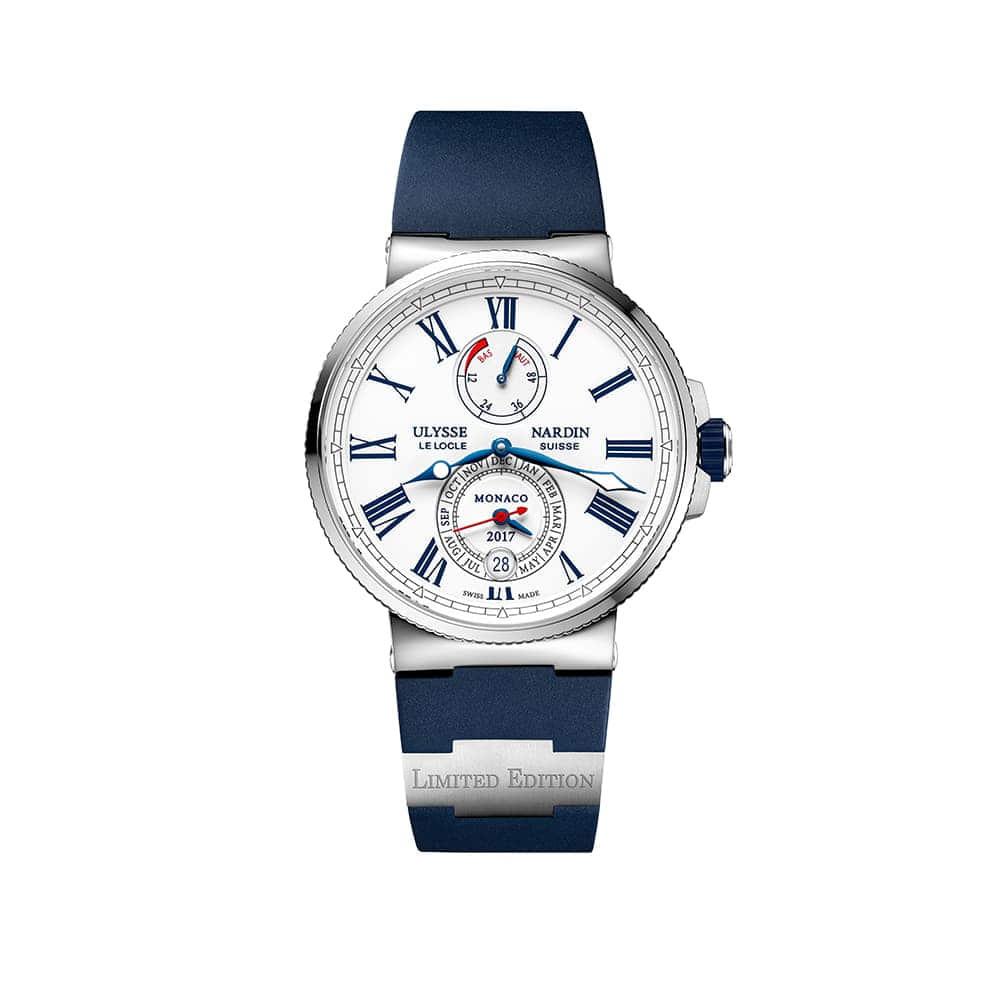 Часы Chronometer Annual Calendar Ulysse Nardin 1133-210LE-3/40-MON