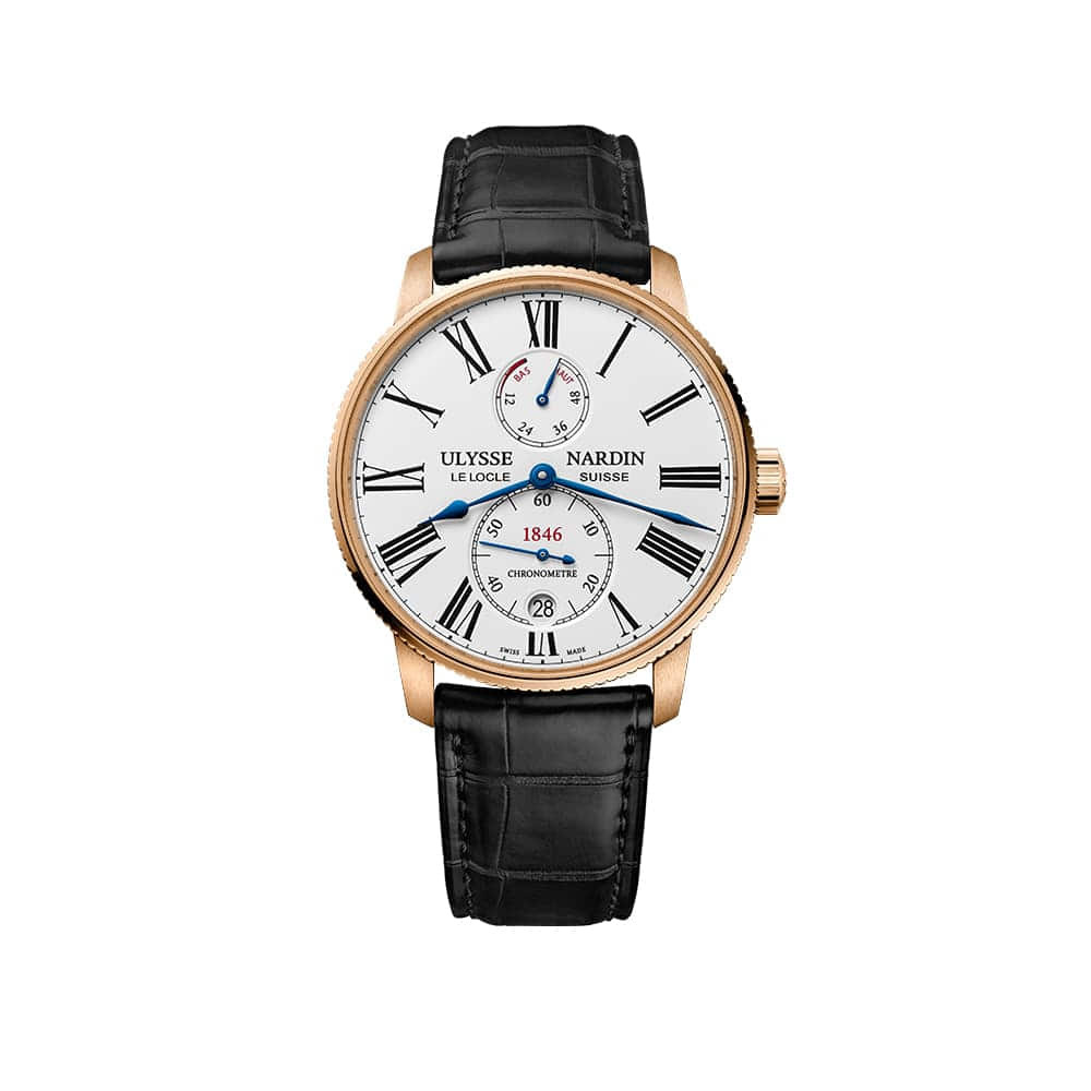 Часы Torpilleur Ulysse Nardin 1182-310/40