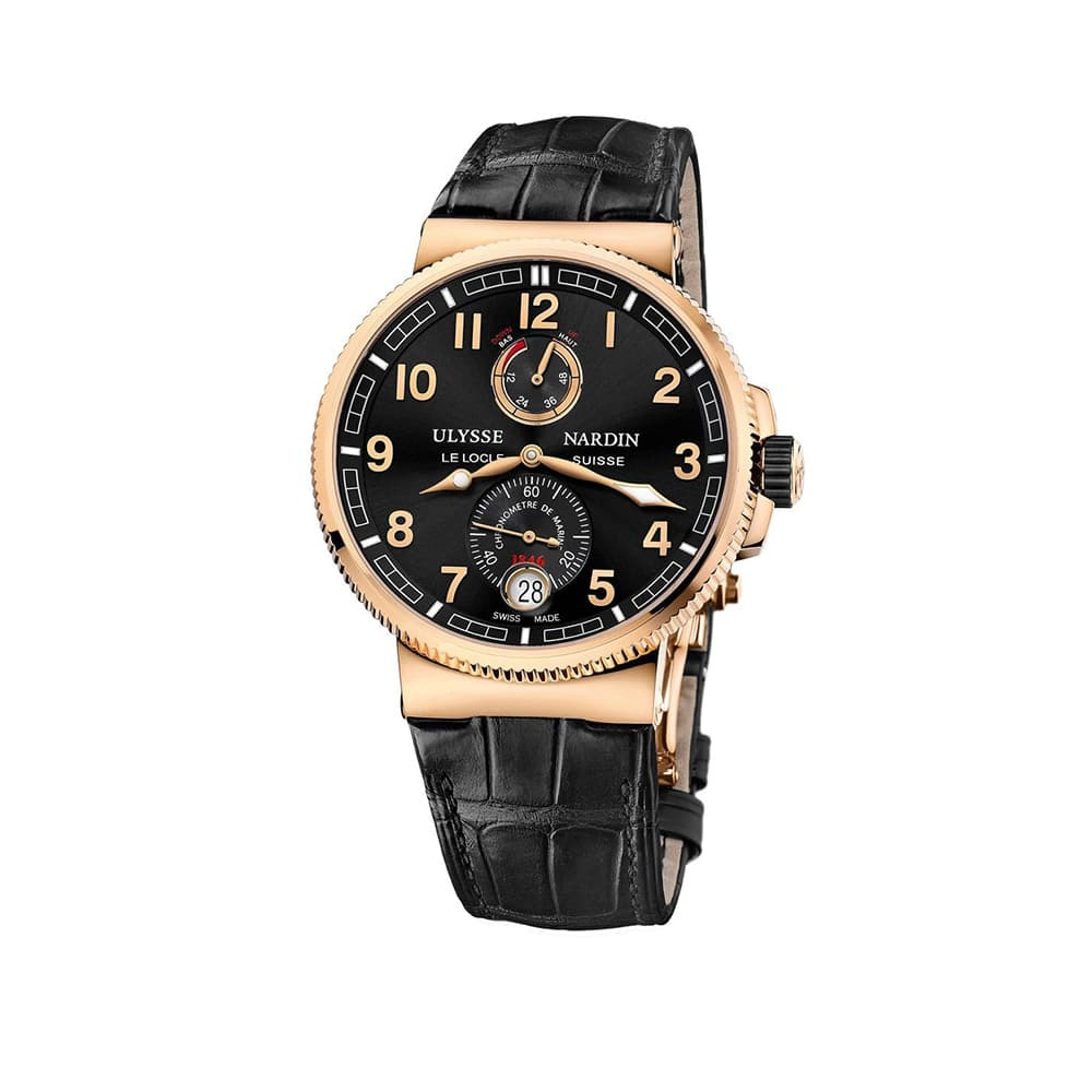Часы Chronometer Manufacture Ulysse Nardin 1186-126/62