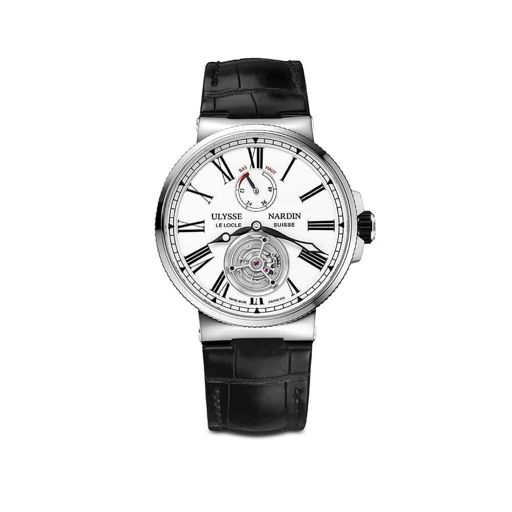 Часы Tourbillon Manufacture Ulysse Nardin 1283-181/E0