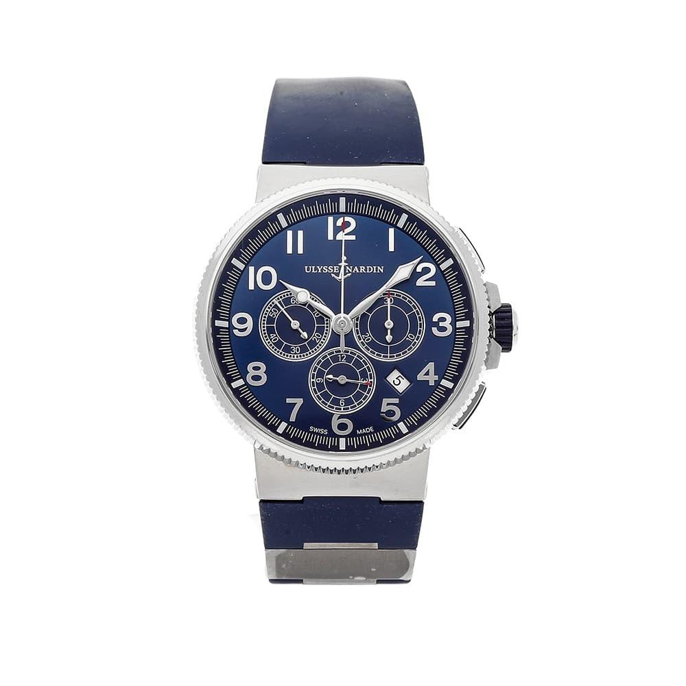 Часы Chronograph Manufacture Ulysse Nardin 1503-150-3/63