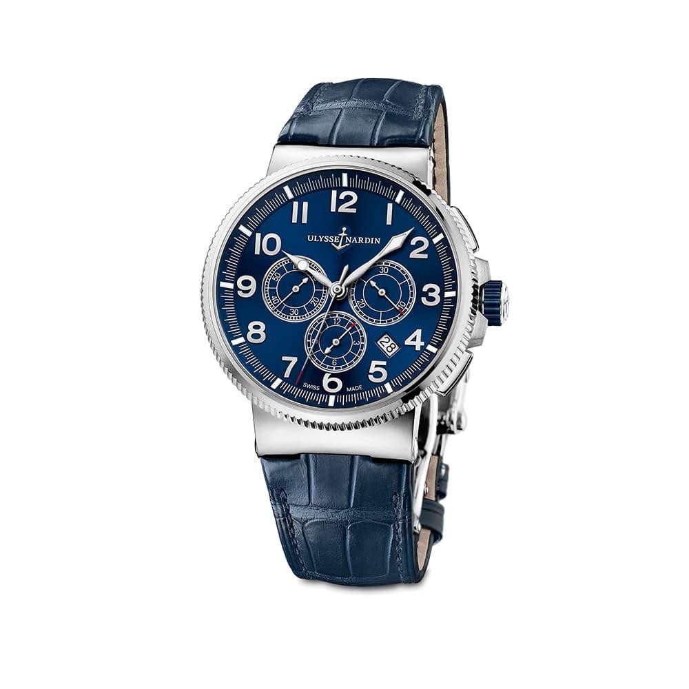Часы Chronograph Manufacture Ulysse Nardin 1503-150/63