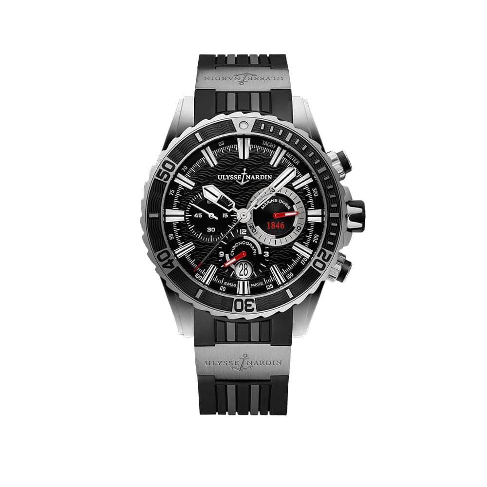 Часы Diver Chronograph Ulysse Nardin 1503-151-3/92