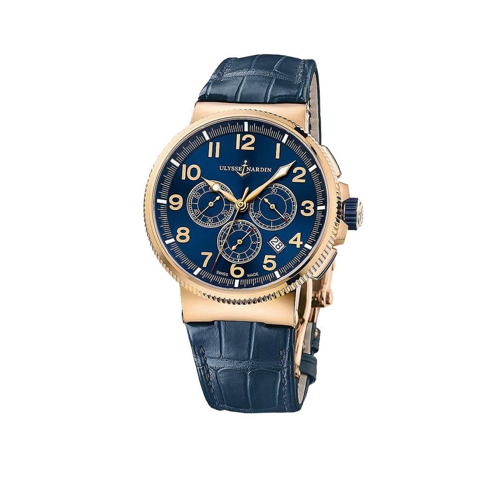 Часы Chronograph Manufacture Ulysse Nardin 1506-150/63