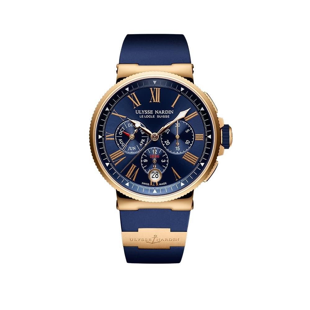 Часы Chronograph Ulysse Nardin 1532-150-3/43