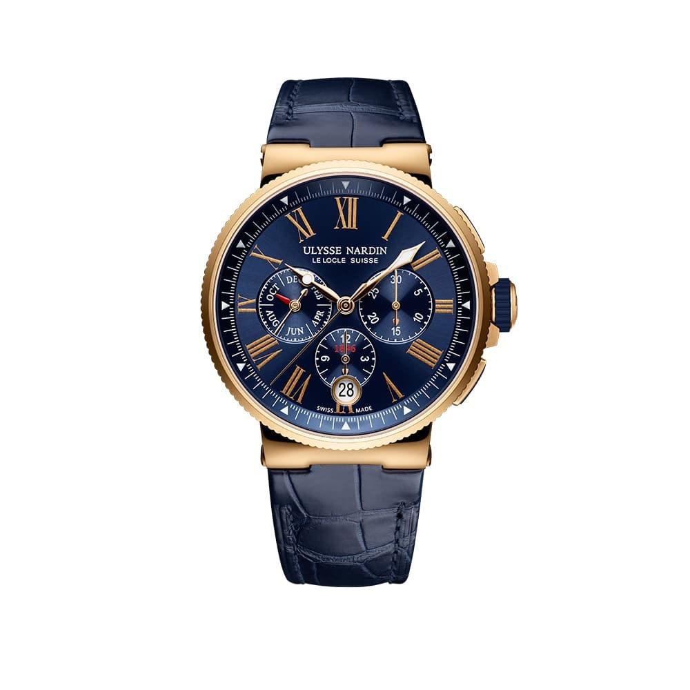 Часы Chronograph Ulysse Nardin 1532-150/43