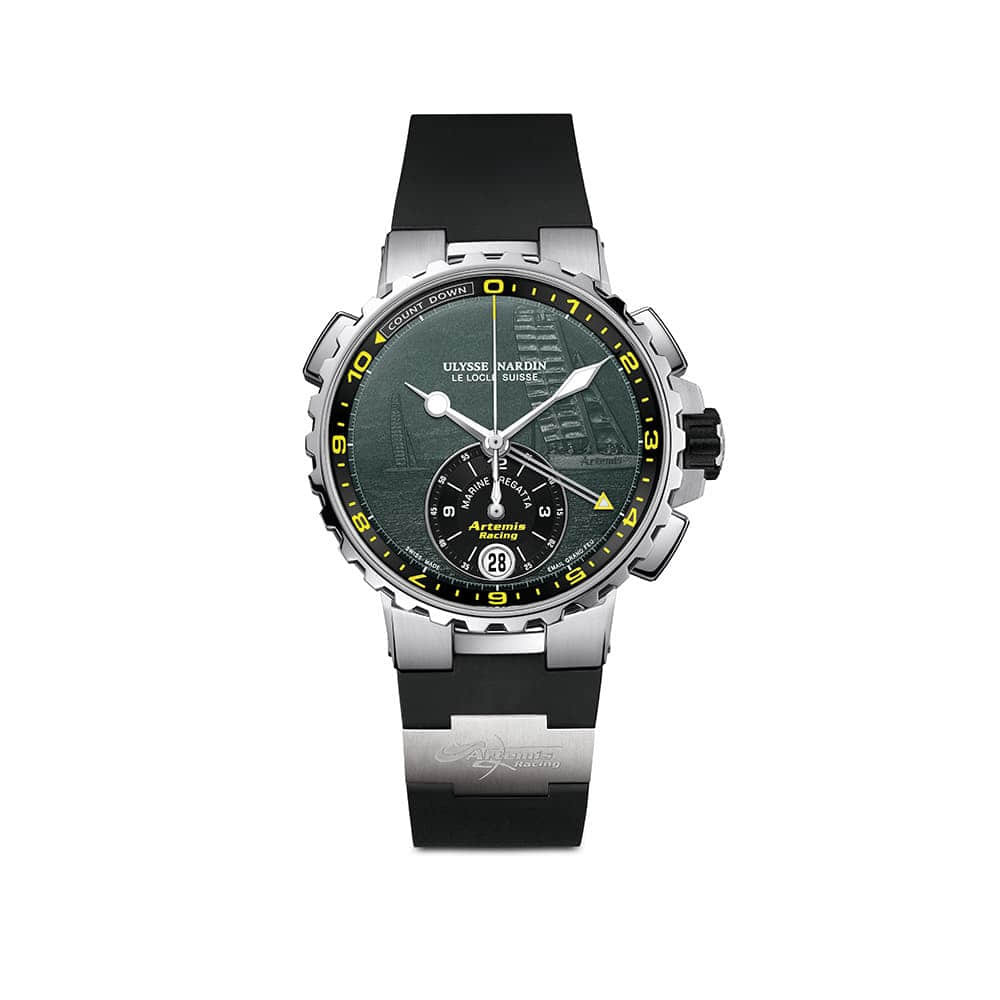 Часы Regatta Ulysse Nardin 1553-155LE-3/E2-ART
