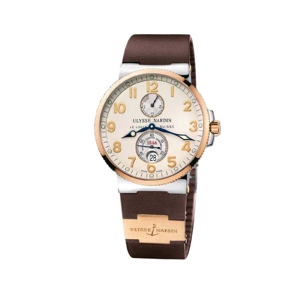 Часы Chronometer Ulysse Nardin 265-66-3/60