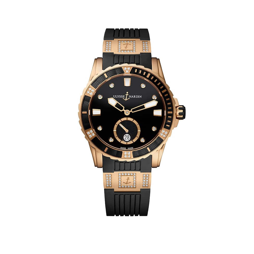 Часы Lady Diver Ulysse Nardin 3202-190-3C/12.12