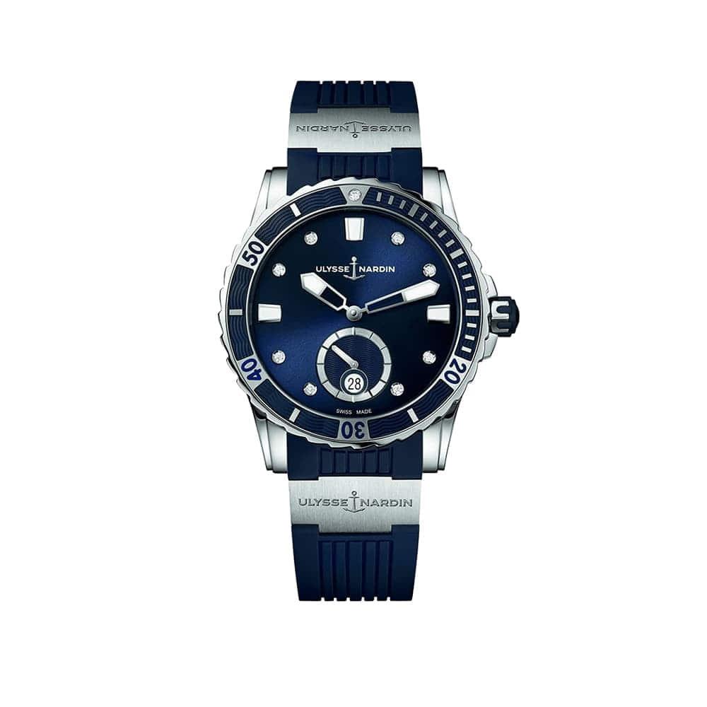 Часы Lady Diver Ulysse Nardin 3203-190-3/13
