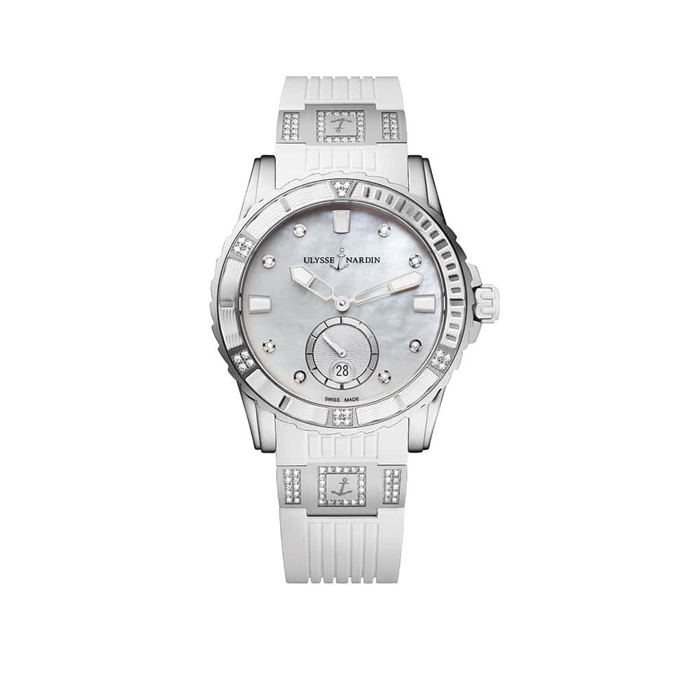 Часы Lady Diver Ulysse Nardin 3203-190-3C/10.10
