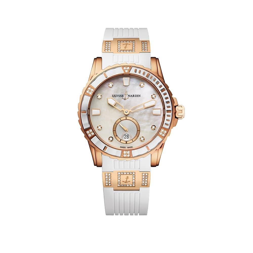 Часы Lady Diver Ulysse Nardin 3202-190-3C/10.10