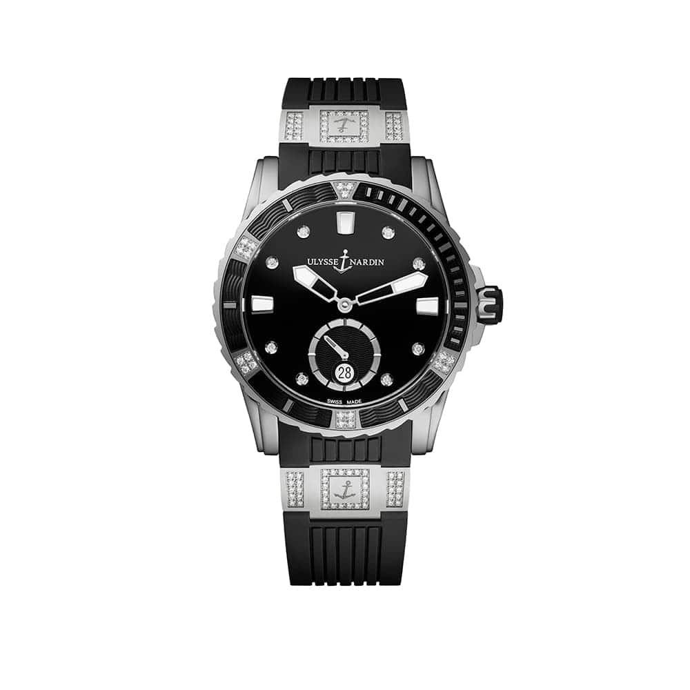 Часы Lady Diver Ulysse Nardin 3203-190-3C/12.12