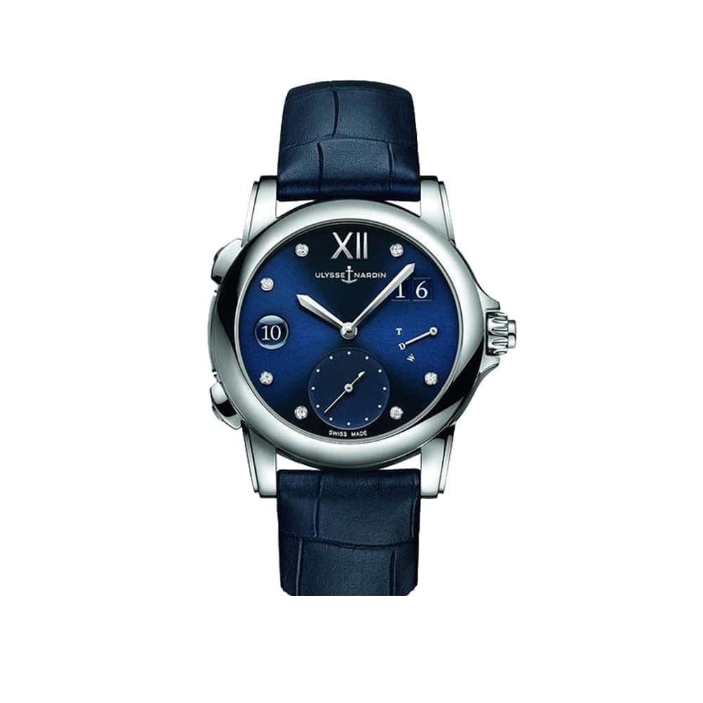 Часы Dual Time Lady Ulysse Nardin 3243-222/393
