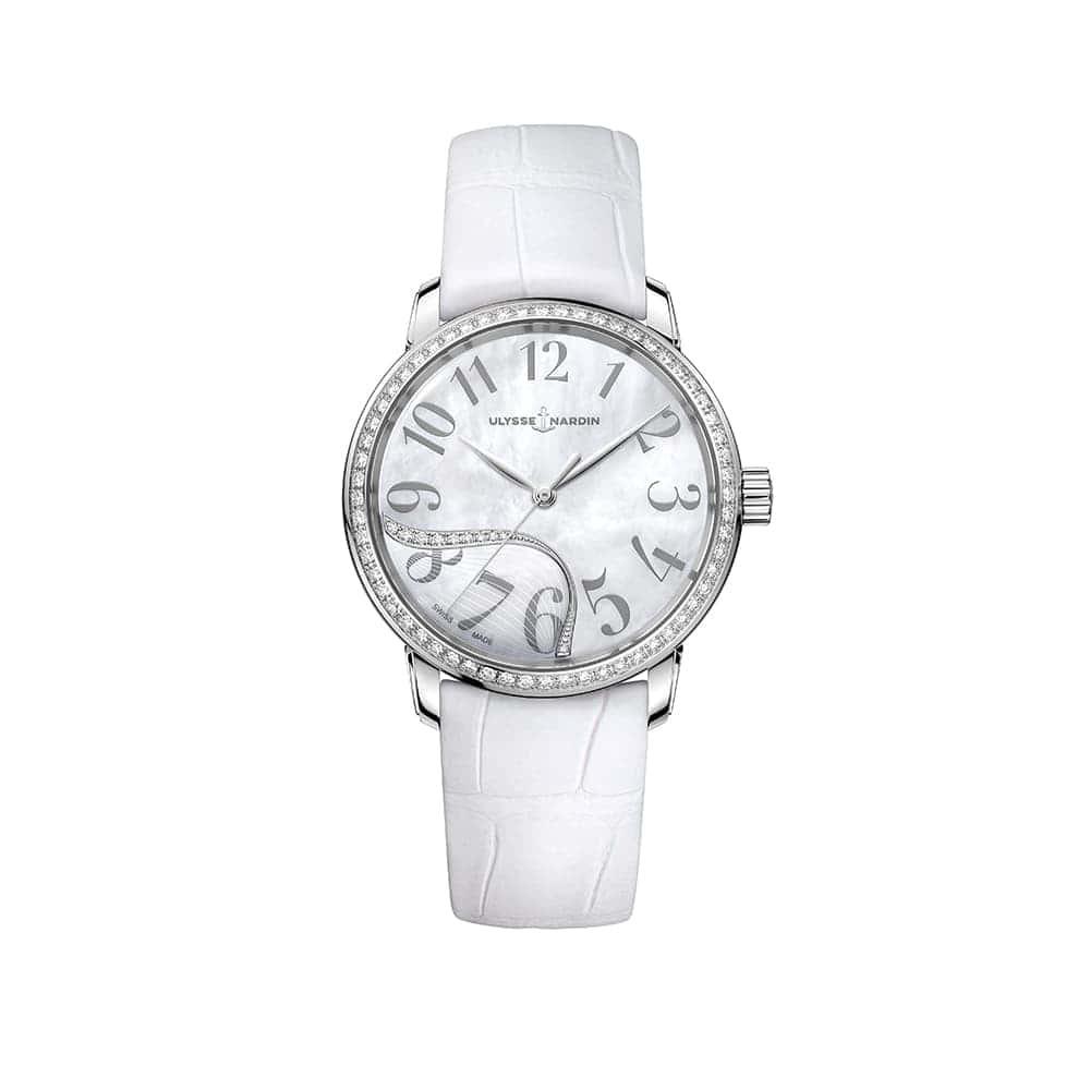 Часы Jade Ulysse Nardin 8153-201B/60-01