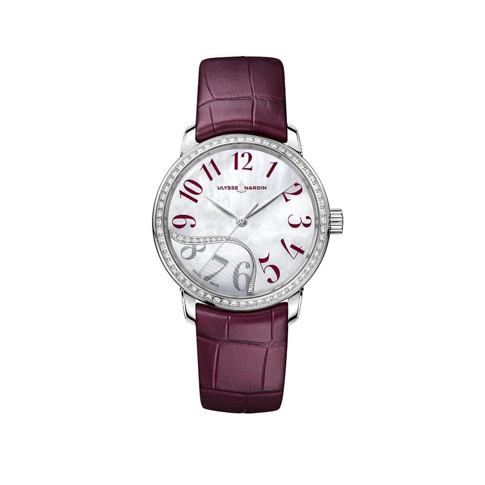 Часы Jade Ulysse Nardin 8153-201B/60-06