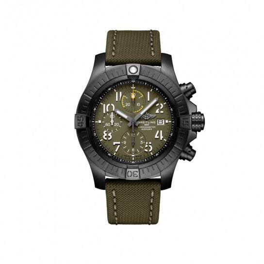 Часы Avenger Chronograph 45 Night Mission