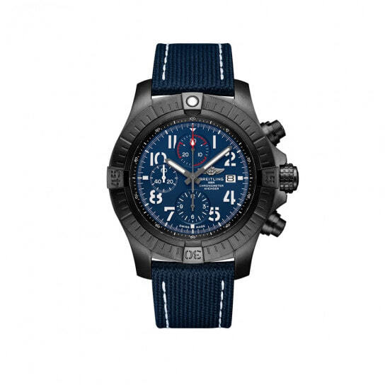 Часы Super Avenger Chronograph 45 Night Mission