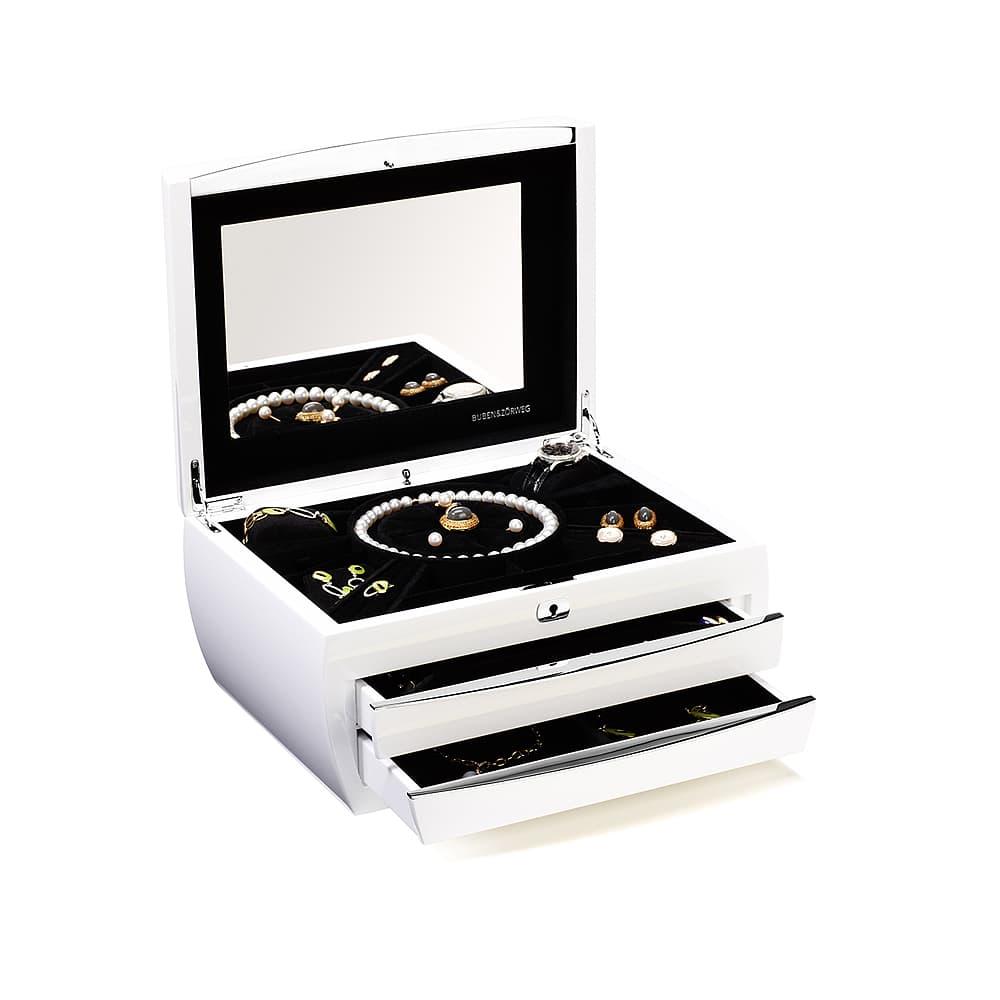 Шкатулка Cosmopolitan Piano White Buben&Zorweg 120500006 - 3