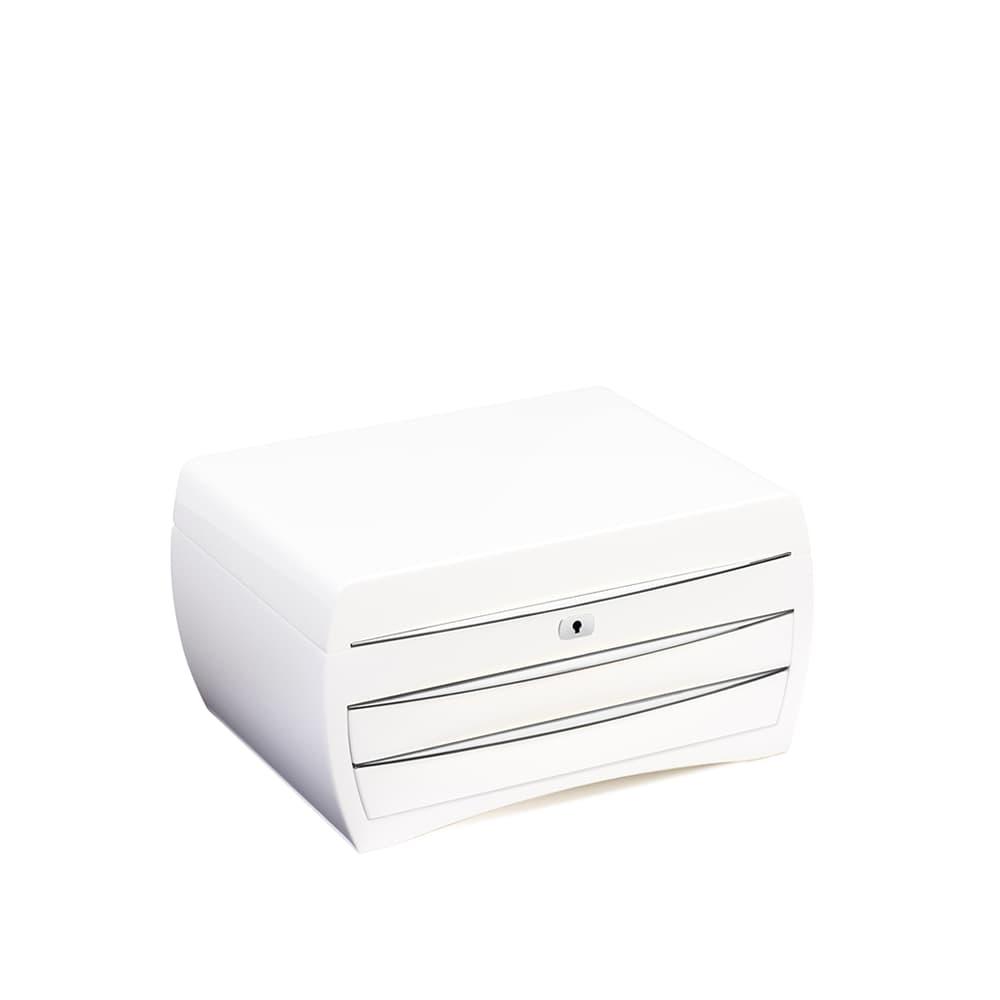 Шкатулка Cosmopolitan Piano White Buben&Zorweg 120500006 - 1
