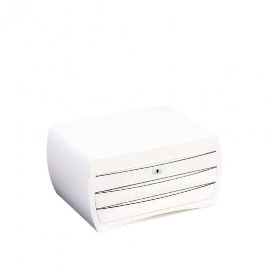 Шкатулка Cosmopolitan Piano White