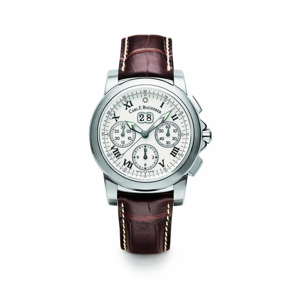 Часы Patravi ChronoDate  Carl F. Bucherer 00.10611.08.23.01