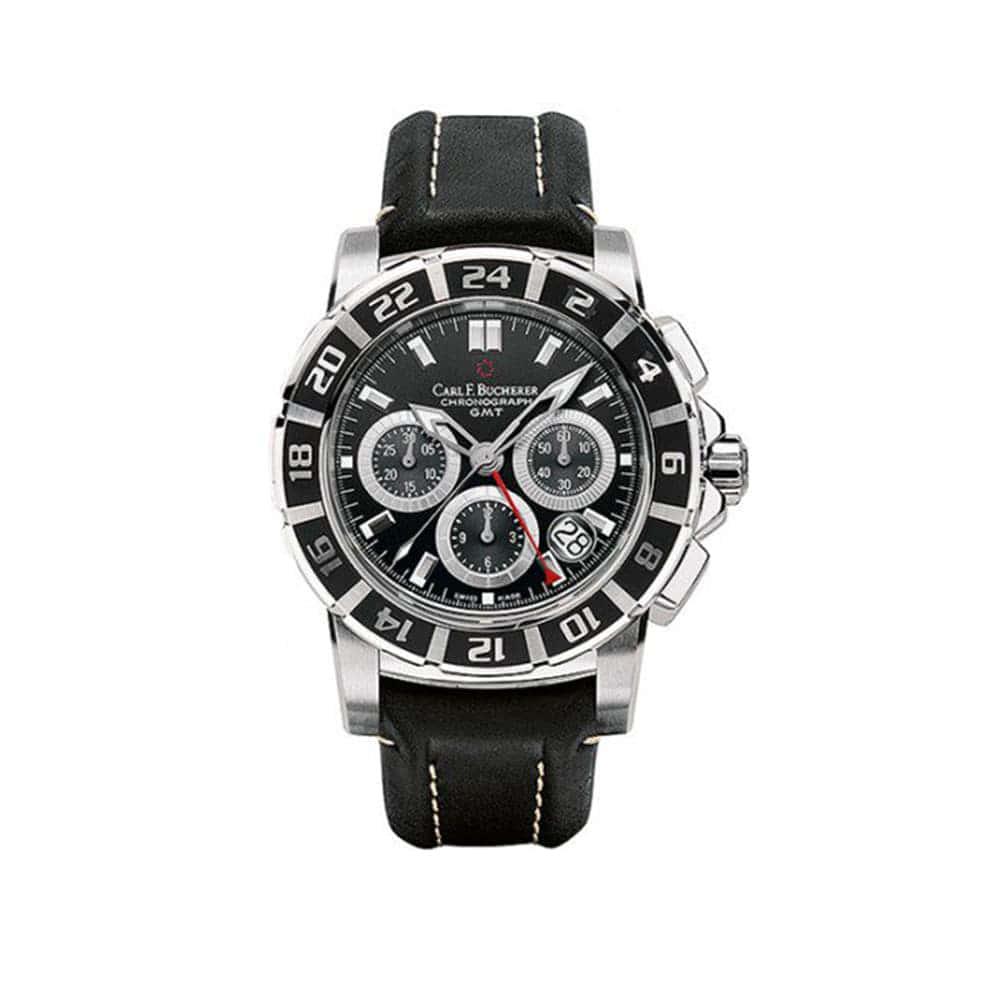 Часы Patravi TravelGraph Carl F. Bucherer 00.10618.13.33.01
